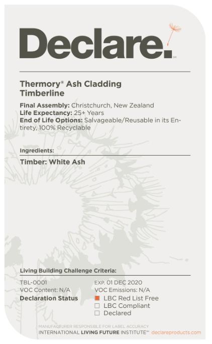 Thermory-Ash-Cladding-Declare-Label