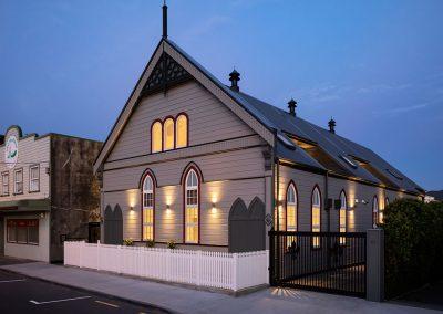 Wesley Residences