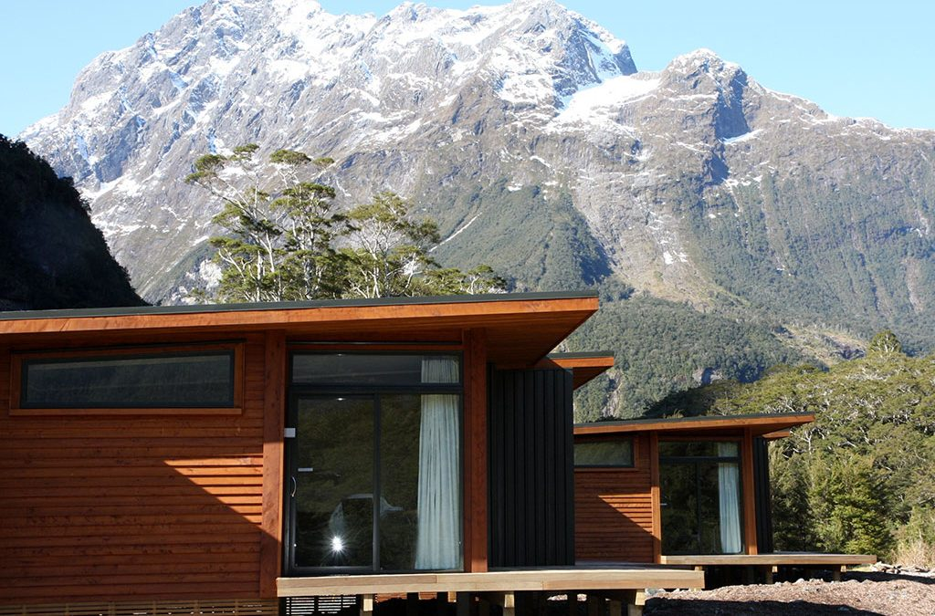 Milford Sound Chalets