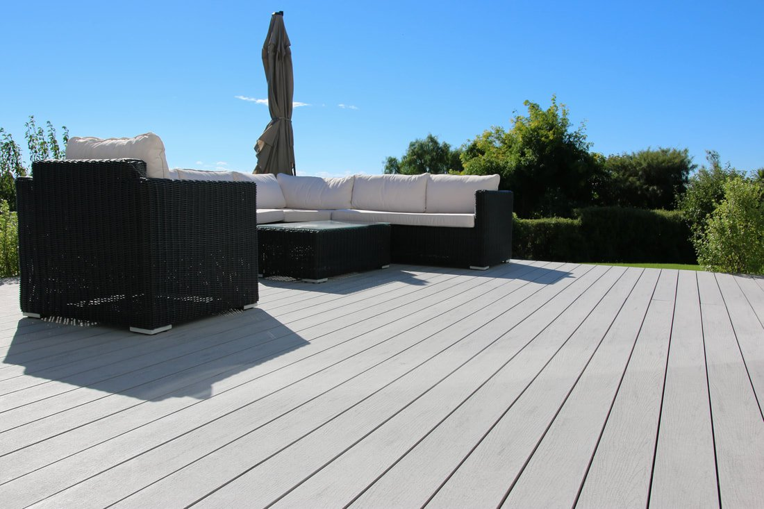 Modwood silver gum decking